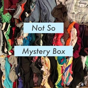 Reseller's Not So Mystery Box 10 Pieces M101